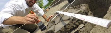 Négyezer éves temetőt tártak fel az ásatáson