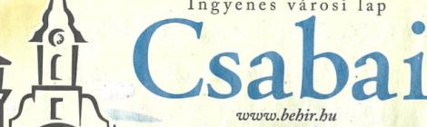 Local News Coverage: Csabai Merleg
